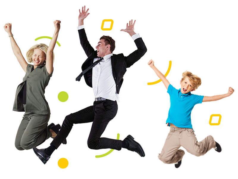 Family Fun – Jump Xtreme