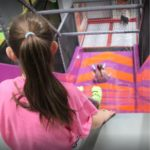 Studies have shown that the use of trampolines provide therapeutic excercise and recreation for people with a wide range of special needs.